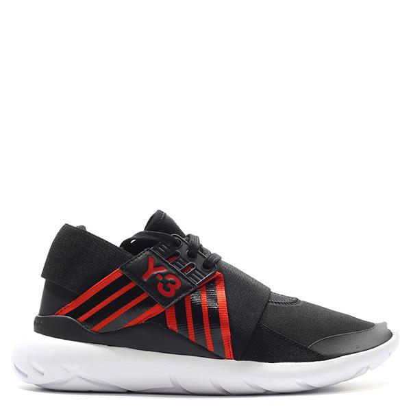 【EST O】Adidas Y-3 Qasa Elle Lace Aq5453 武士 忍者鞋 女鞋 黑紅 G0714
