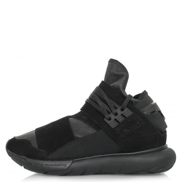 【EST O】Adidas Y-3 Qasa High Bb4733 山本耀司 忍者鞋 男鞋 黑 G0822