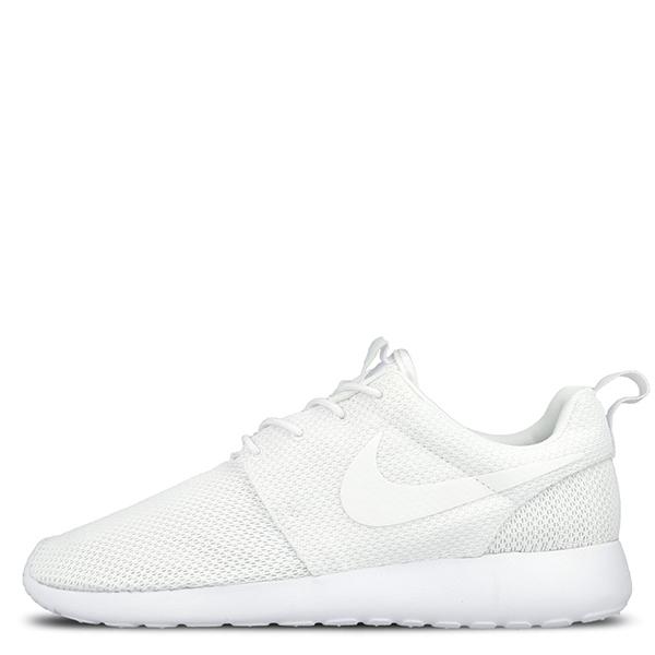 【EST S】Nike Rosherun One 511881-112 全白網面透氣慢跑鞋 男鞋 G1012