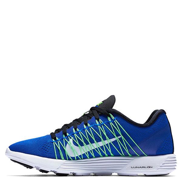 【EST S】Nike Lunaracer+ 3 554683-401 飛線 慢跑鞋 女鞋 藍 G1011