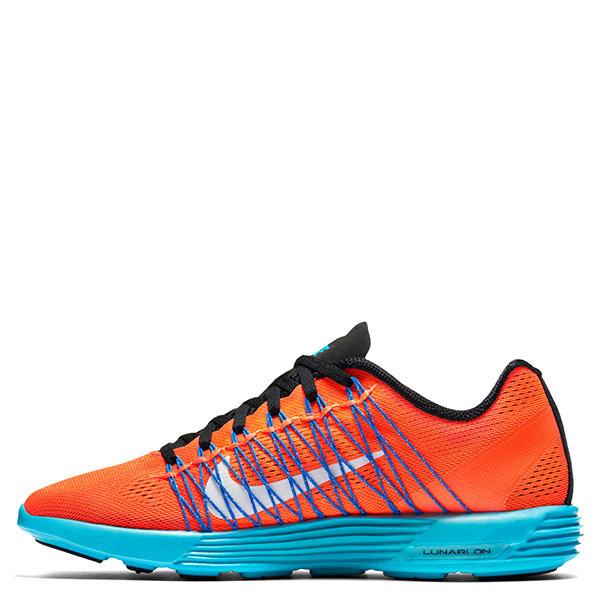 【EST S】Nike Lunaracer+ 3 554683-804 飛線 慢跑鞋 女鞋 橘藍 G1011