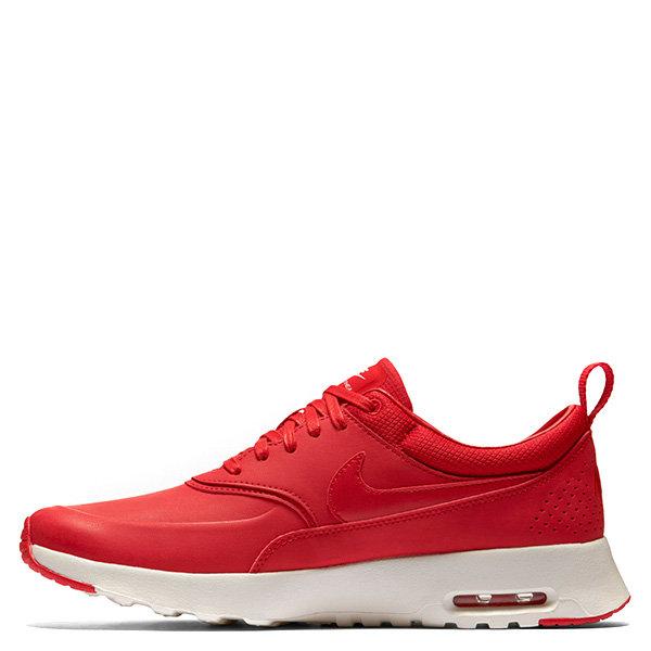 【EST S】Nike Air Max Thea Prm 616723-602 赤足 氣墊 慢跑鞋 女鞋 紅 G1011