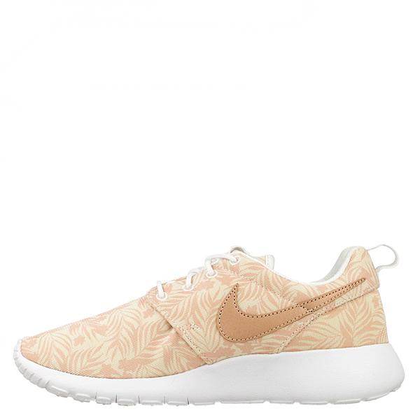 【EST S】Nike Roshe One Print Gg 677784-200 花卉金勾格紋 大童鞋 G1012