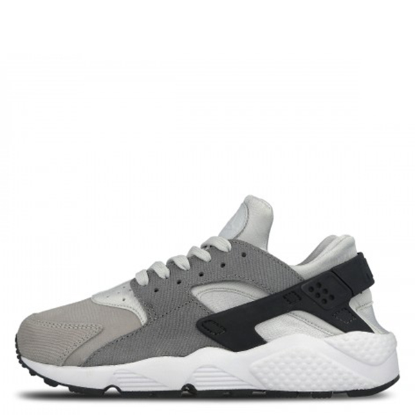 【EST S】Nike Air Huarache Run Prm 683818-009 灰狼灰白武士鞋 女鞋 G1012