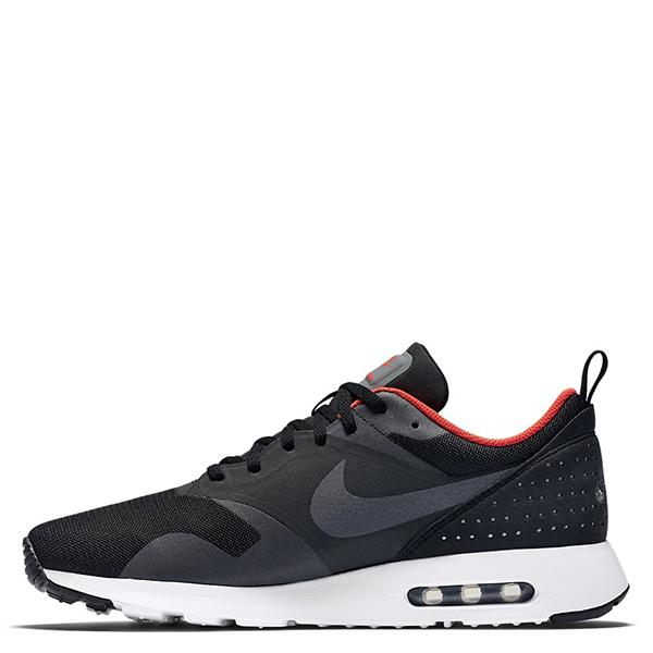 【EST S】Nike Air Max Tavas 705149-008 黑橘白灰網布慢跑鞋 男鞋 G1012