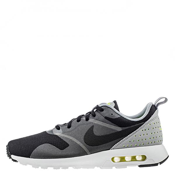 【EST S】Nike Air Max Tavas 705149-027 黑綠白網布慢跑鞋 男鞋 G1012