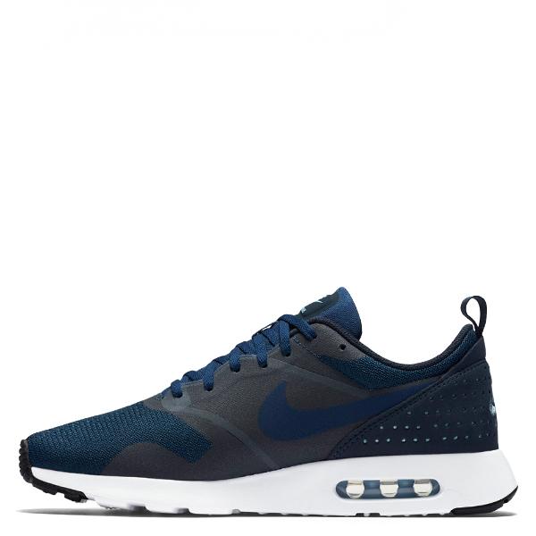 【EST S】Nike Air Max Tavas 705149-406 深藍白網布慢跑鞋 男鞋 G1012
