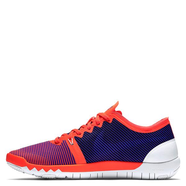 【EST S】Nike Free Trainer 3.0 V4 749361-840 條紋 赤足 慢跑鞋 男鞋 橘 G1011