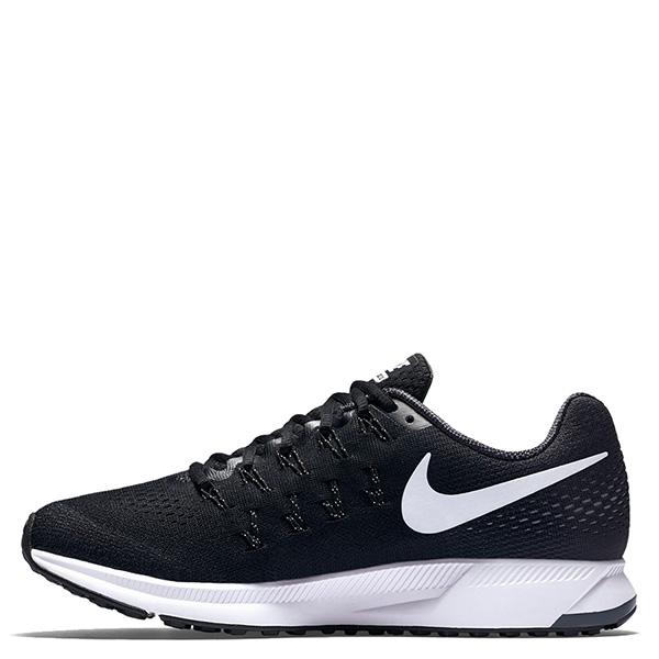 【EST S】Nike Air Zoom Pegasus 33 831356-001 飛線 慢跑鞋 女鞋 黑 G1011