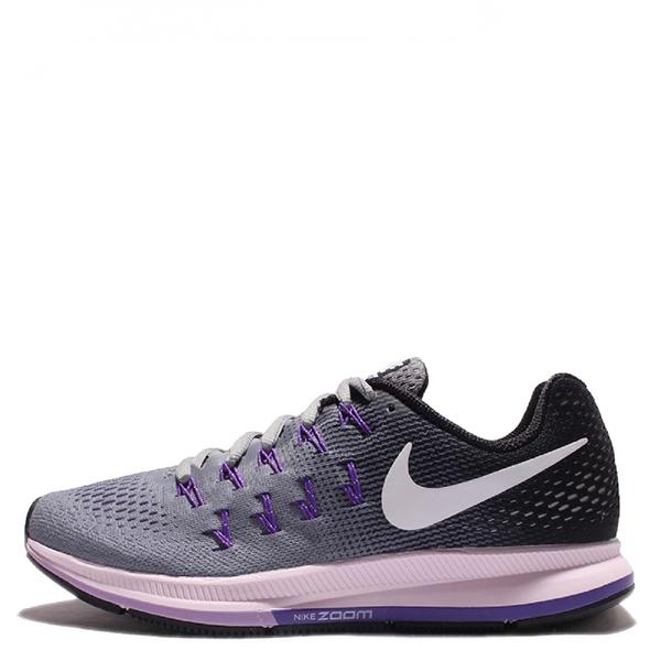 【EST S】Nike Air Zoom Pegasus 33 831356-003 飛線慢跑鞋 漸層反光 黑灰 G1111