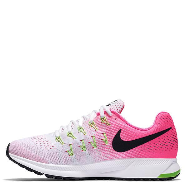 【EST S】Nike Air Zoom Pegasus 33 831356-106 飛線 慢跑鞋 女鞋 白 G1011
