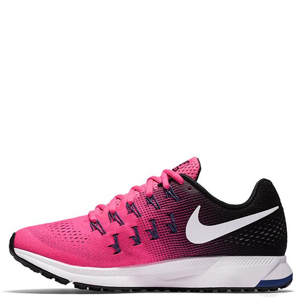 【EST S】Nike Air Zoom Pegasus 33 831356-600 飛線 慢跑鞋 女鞋 粉 G1011