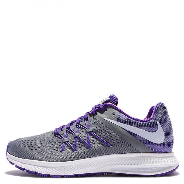 【EST S】Nike Zoom Winflo 3 831562-005 透氣慢跑鞋 灰紫 飛線反光 G1111