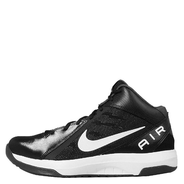 【EST S】Nike The Air Overplay Ix 831572-001 皮革 籃球鞋 男鞋 黑 G1011