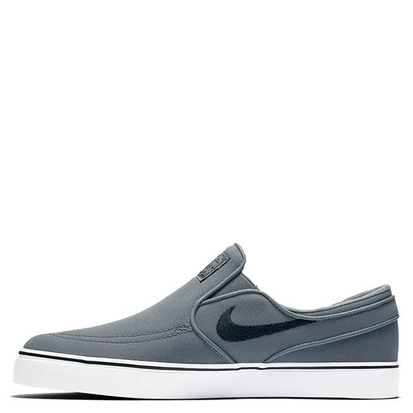 【EST S】Nike Zoom Stefan Janoski Slip Cnv 831749-001 休閒 滑板鞋 男鞋 灰 G1011