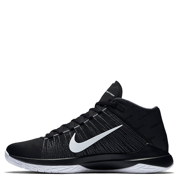 【EST S】Nike Zoom Ascention 832234-001 編織 籃球鞋 男鞋 黑 G1011