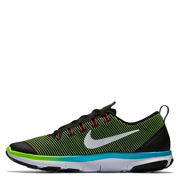 【EST S】Nike Free Train Versatility 833258-013 赤足 多功能 訓練鞋 男鞋 綠 G1011