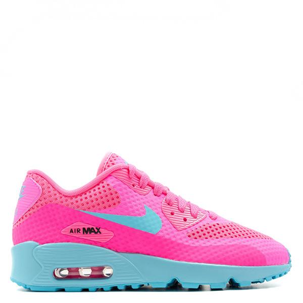 【EST S】Nike Air Max 90 Br Gs 833409-600 慢跑鞋 桃紅灰 G1111