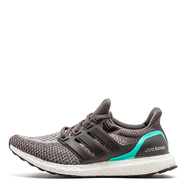【EST S】Adidas Ultra Boost 2.0 AQ5931 馬牌底 黑灰綠 男鞋 G1117