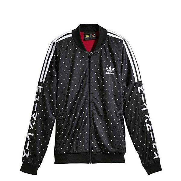 【EST S】Adidas Pharrell Williams BR1843 菲董 棒球外套 女款 G1223