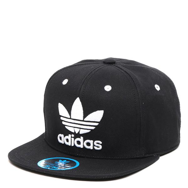 【EST S】Adidas Originals Snapback Cap S95077 三葉草 棒球帽 黑 G1205