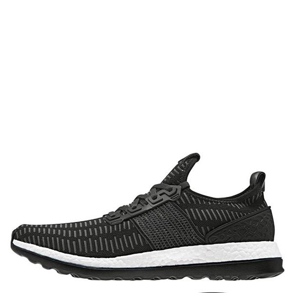 【EST S】Adidas Pure Boost ZG AQ6764 彭于晏 編織 慢跑鞋 黑灰 H0112