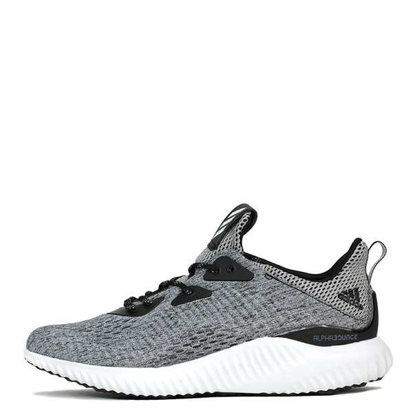 【EST S】Adidas Alphabounce EM BB9043 編織 襪套 慢跑鞋 灰 男鞋 H0112