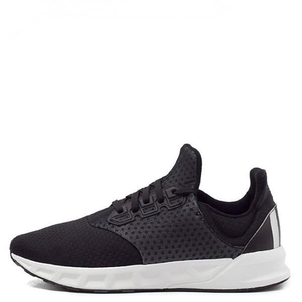 【EST S】Adidas Falcon Elite 5 AQ2227 輕量透氣網布襪套 黑銀 G1021