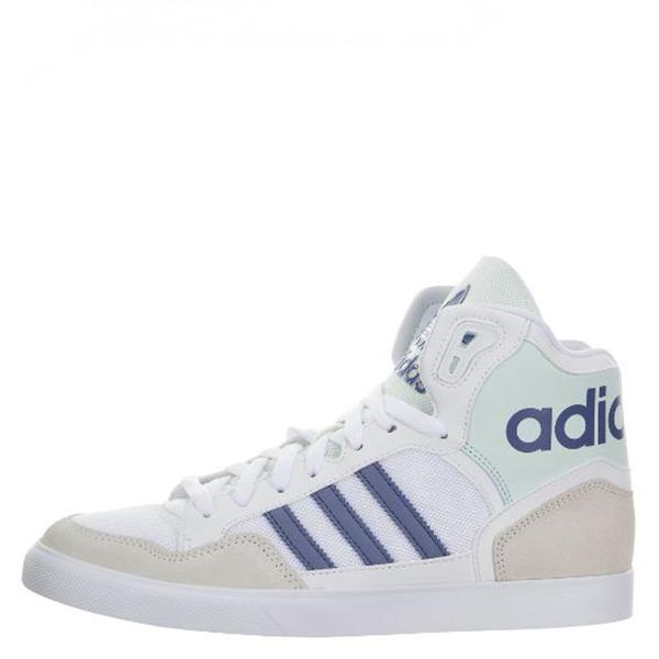 【EST S】Adidas Originals Extaball AQ4799 高筒休閒鞋 白灰紫 G1021