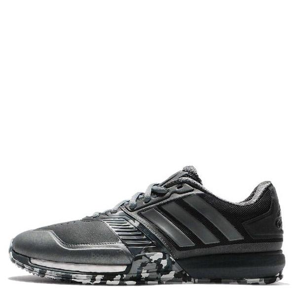 【EST S】Adidas Crazy Train Boost AQ6147 慢跑訓練鞋 黑灰迷彩 G1026