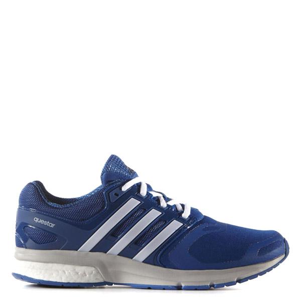 【EST S】Adidas Questar Tf M Boost AQ6633 訓練慢跑鞋 藍灰白 G1026