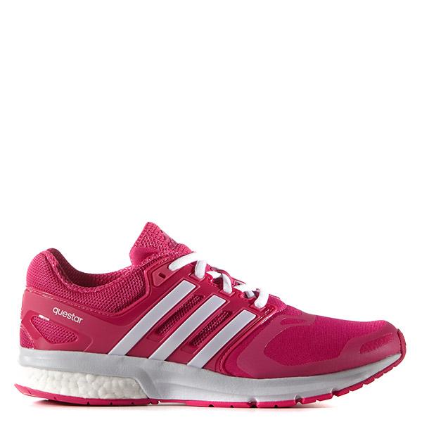 【EST S】Adidas Questar Tf Boost AQ6638 輕量慢跑鞋 粉紅 G1026