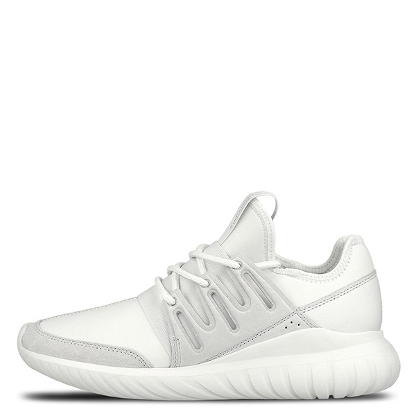 【EST S】Adidas Tubular Radial AQ6722 白武士忍者鞋 全白 G1026