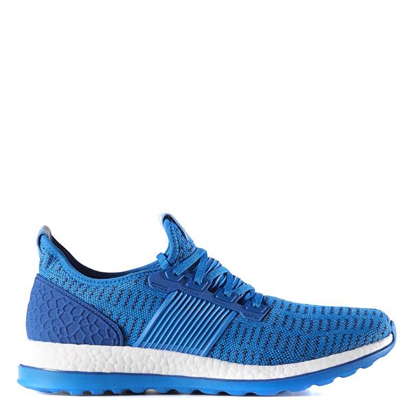 【EST S】Adidas Pure Boost Zg AQ6765 緩震回彈慢跑鞋 藍 G1026