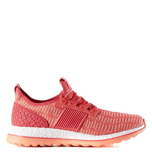 【EST S】Adidas Pureboost Zg Prime AQ6773 避震回彈慢跑鞋 橘粉 G1026