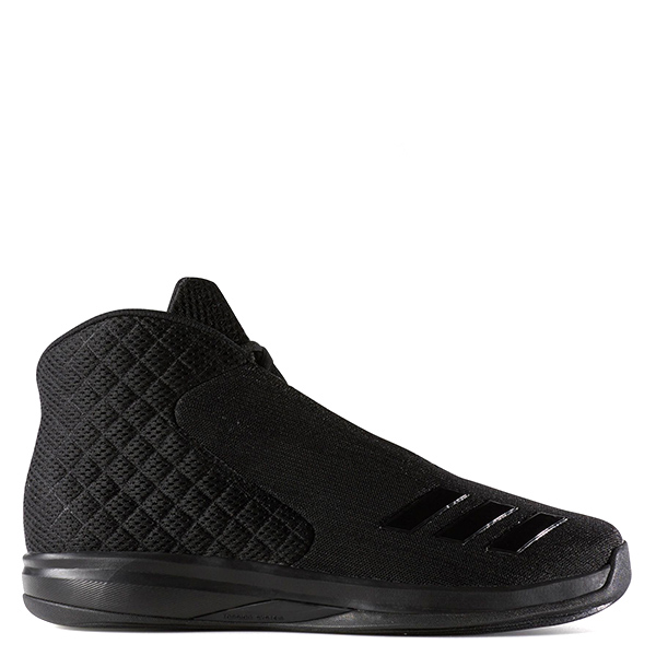【EST S】Adidas Court Fury 2016 AQ7751 籃球鞋 全黑 G1111