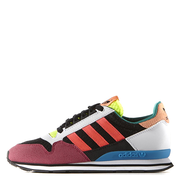 【EST S】Adidas Originals Zx 500 Oddity B25585 休閒鞋 繽紛色塊 G1111