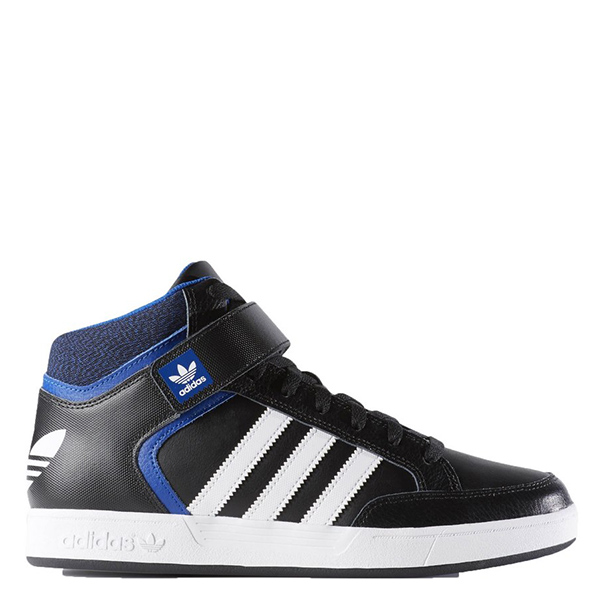 【EST S】Adidas Originals Varial Mid B2741 高筒休閒鞋 深藍白 G1111