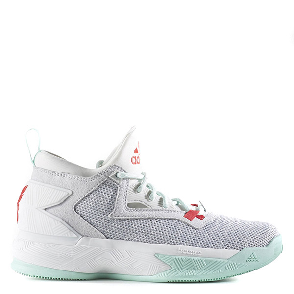【EST S】Adidas D Lillard 2 B72852 波特蘭 拓荒者 籃球鞋 灰綠 G1104
