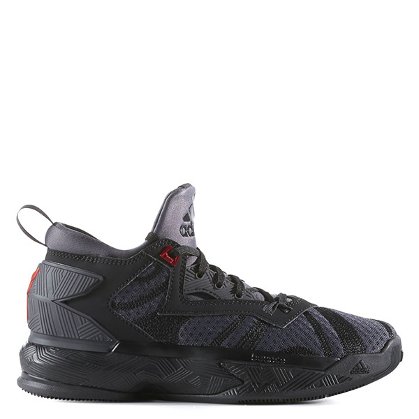 【EST S】Adidas D Lillard 2 Bounce B72855 拓荒者 籃球鞋 黑灰紅 G1104