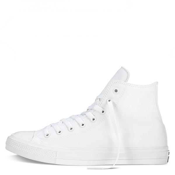 【EST S】Converse Chuck Taylor II 2代 150148C 高筒氣墊帆布鞋 全白 G1118