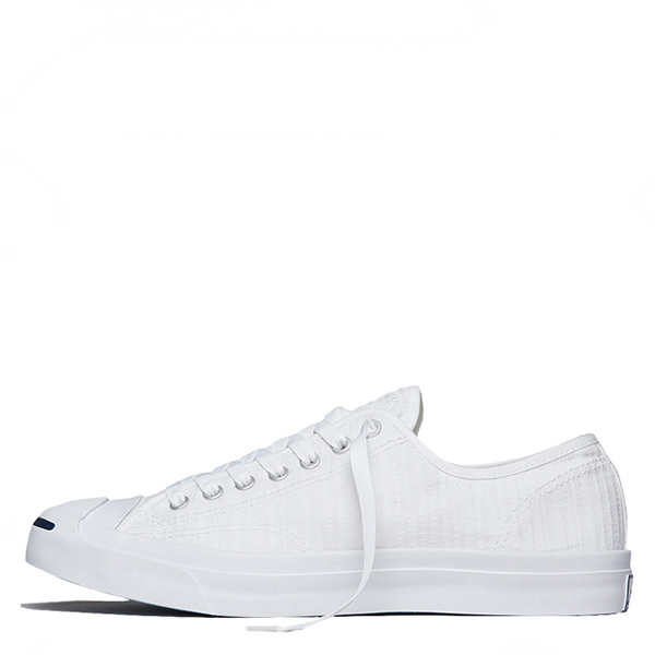 【EST S】Converse Jack Purcell 151485C 開口笑 立體全白 G1118