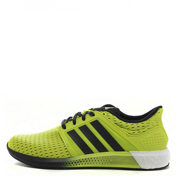 【EST S】Adidas Solar Boost D68997 襪套慢跑鞋 芥末綠 G1104
