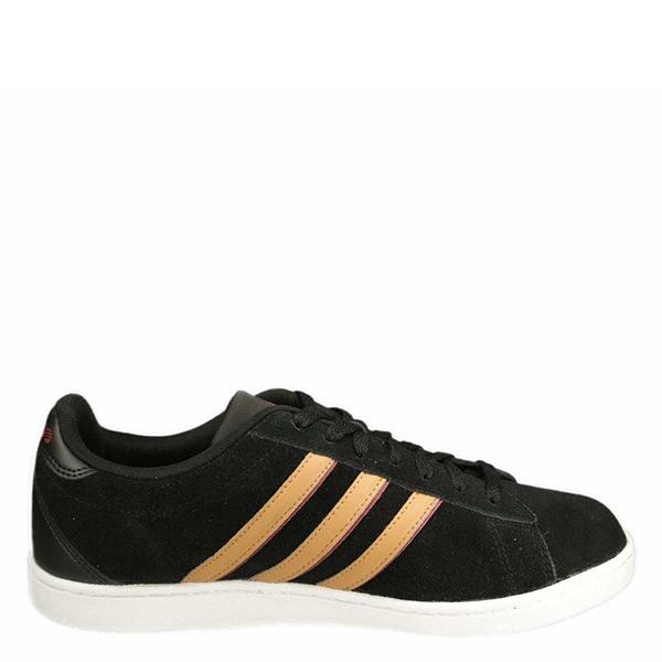 【EST S】Adidas Derby F76569 麂皮休閒鞋運動鞋 黑金 G1104