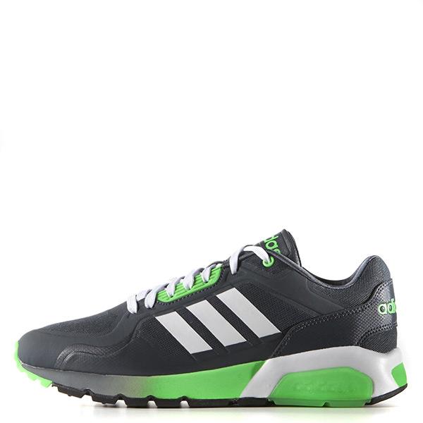 【EST S】Adidas Run9Tis Tm F98271 慢跑鞋 藍色 螢光綠 G1104