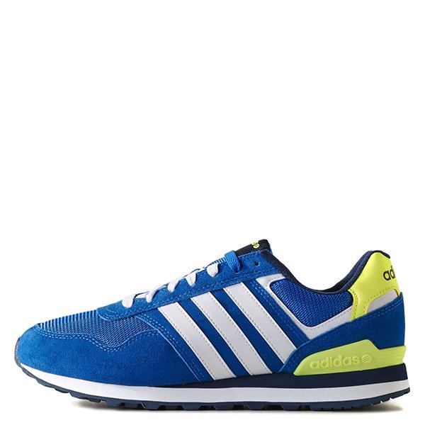 【EST S】Adidas Neo Runeo 10K F98293 復古慢跑鞋 藍白黃 G1104