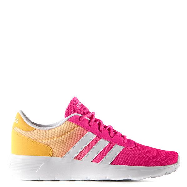 【EST S】Adidas Lite Racer F99377 慢跑鞋 桃紅橘漸層 夕陽 Angelababy G1104