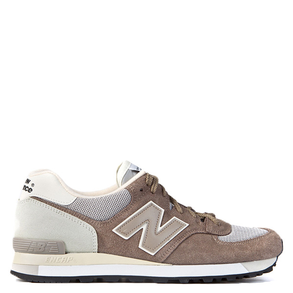 【EST S】New Balance M575SGG 英國製 麂皮 復古 慢跑鞋 男鞋 棕 G1018