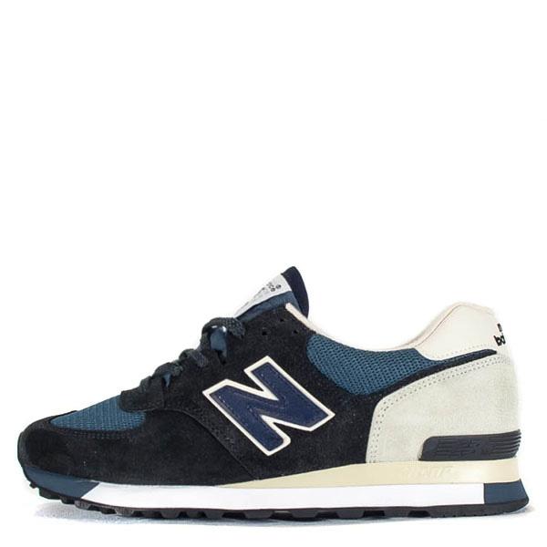 【EST S】New Balance M575SNG 英國製 麂皮 復古 慢跑鞋 男鞋 深藍 G1018