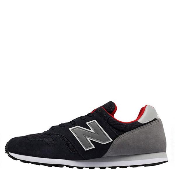 【EST S】New Balance ML373GG 麂皮 網布 復古 慢跑鞋 男鞋 黑灰 G1018